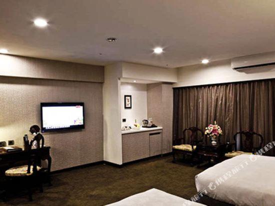 台中皇家季節酒店中港館(Royal Seasons Hotel Taichung Zhongkang)豪華家庭房