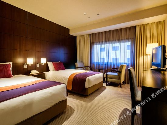 大都會東京城飯店(Hotel Metropolitan Edmont Tokyo)Twin Room - Main building - 26sqm - 2 Single beds 110-200cm
