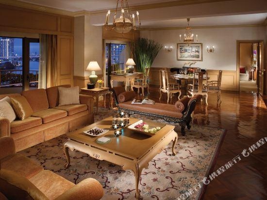 曼谷香格里拉酒店(Shangri-La Hotel Bangkok)Guest5 Specialty Suite 2