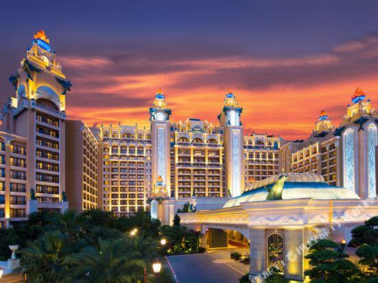 長隆橫琴灣酒店(珠海海洋王國店)(Chimelong Hengqin Bay Hotel (Zhuhai Dolphin Flagship Store))公共區域