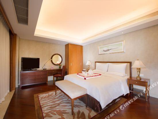 千島湖綠城度假酒店(1000 Island Lake Greentown Resort Hotel)3號樓湖景親子套房