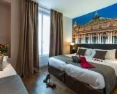 巴黎午夜酒店