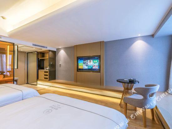 桔樹國際公寓(廣州珠江新城店)(Orange International Apartment (Guangzhou Zhujiang New City))高級雙人房