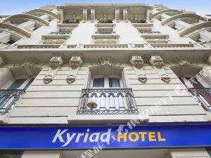 蒙馬特 - 可尼古爾門 - 基里亞德酒店(Kyriad Paris 18 - Porte de Clignancourt - Montmartre)