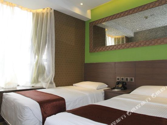 香港朗逸酒店(Largos Hotel)標準房