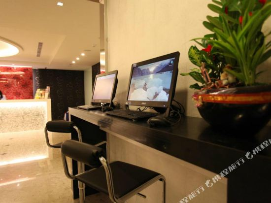 台北西門星辰大飯店(Ximen Citizen Hotel)公共區域
