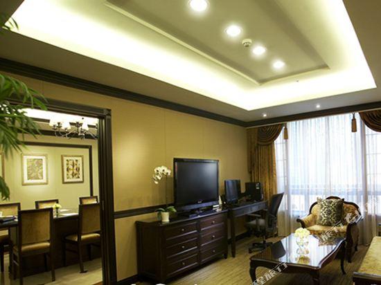 高利亞那酒店(Koreana Hotel)帝國套房