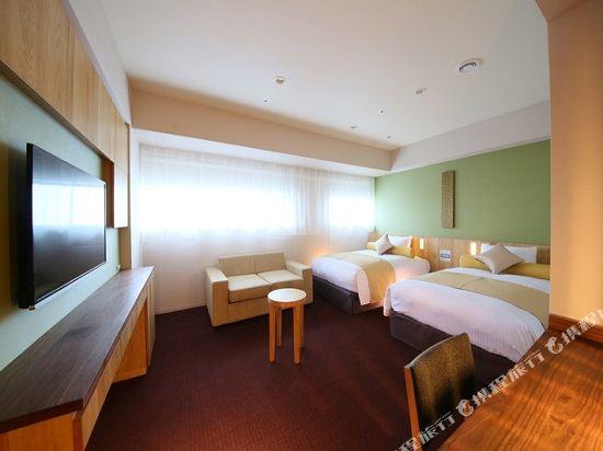 東京新宿格拉斯麗酒店(Hotel Gracery Shinjuku Tokyo)舒適雙床房