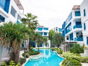 華欣克雷斯特桑托拉泳池106公寓(Crest Santora Pool Access 106)