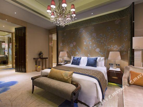 東莞萬達文華酒店(Wanda Vista Dongguan)行政套房