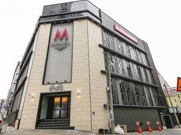 大邱M酒店M Hotel Daegu