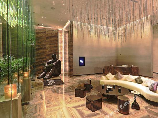 廣州W酒店(W Guangzhou)公共區域