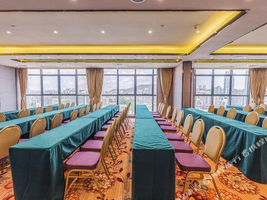 珠海拱北東方印象大酒店(The Oriental Impression Hotel)會議室