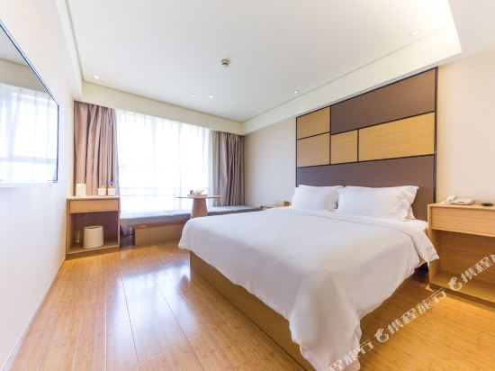 全季酒店(上海虹橋中山西路店)(Hotel(Hongqiao The West of Zhongshan Road Shanghai ))豪華大床房