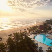 峴港聖塔拉沙灘度假村酒店預訂