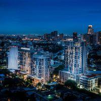 曼谷盛捷億甲邁服務公寓酒店預訂