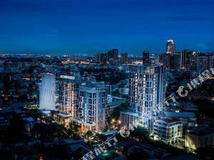 曼谷盛捷億甲邁服務公寓(Somerset Ekamai Bangkok)