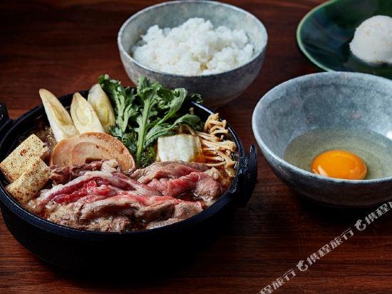 東京相鐵Fresa-Inn銀座三丁目酒店(Sotetsu Fresa Inn Ginza Sanchome)餐廳