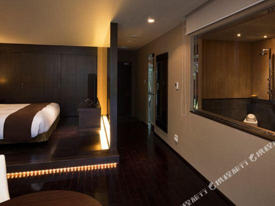 札幌格蘭大酒店(Sapporo Grand Hotel)主樓園景豪華大床房