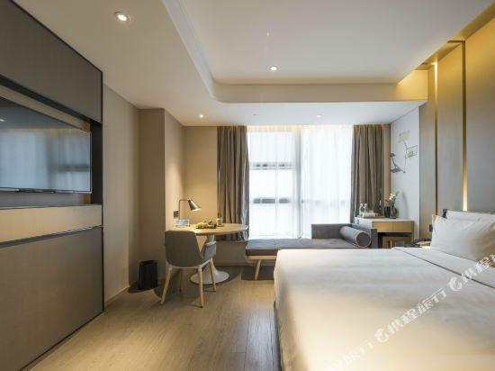 杭州濱江亞朵S網易嚴選酒店(Atour Hotel (Hangzhou Riverside))幾木大床房
