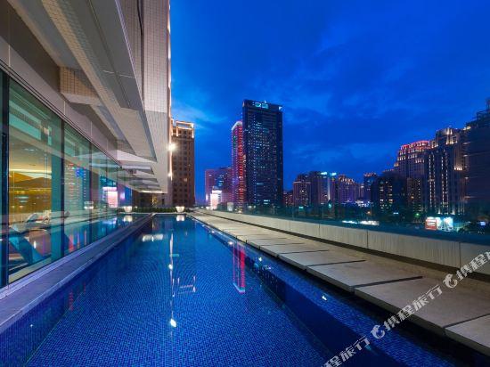 台中日月千禧酒店(Millennium Hotel Taichung)室外游泳池