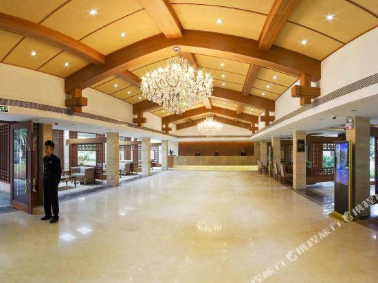 中山温泉賓館(Zhongshan Hot Spring Resort)公共區域