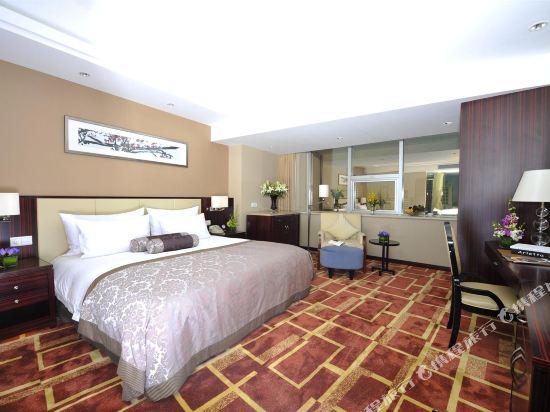 浙江大酒店(Zhejiang Grand Hotel)高級客房(大床)