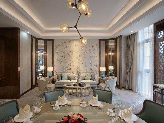 東方銀座國際酒店(東莞松山湖店)(Oriental Ginza International Hotel (Dongguan Songshan Lake))餐廳