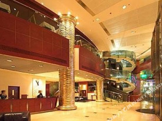 香港尖沙咀皇悅酒店(Empire Hotel Kowloon-Tsim Sha Tsui)公共區域
