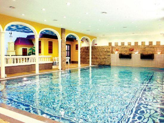 澳門皇家金堡酒店(Casa Real Hotel)健身娛樂設施