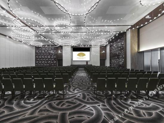 廣州文華東方酒店(Mandarin Oriental Guangzhou)會議室