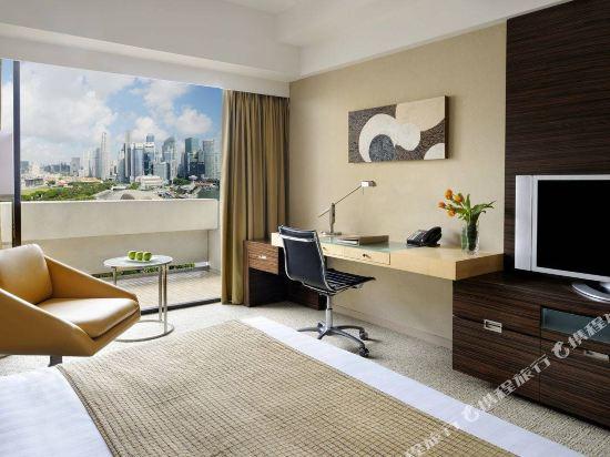 新加坡濱華大酒店(Marina Mandarin Singapore)濱海灣套房
