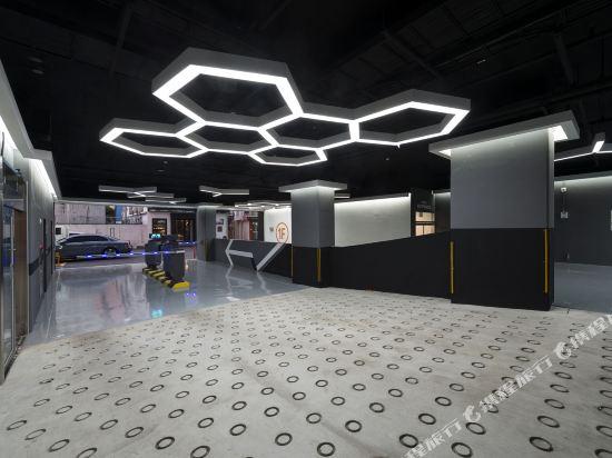 釜山海雲台温德姆華美達安可酒店(Ramada Encore by Wyndham Busan Haeundae)公共區域