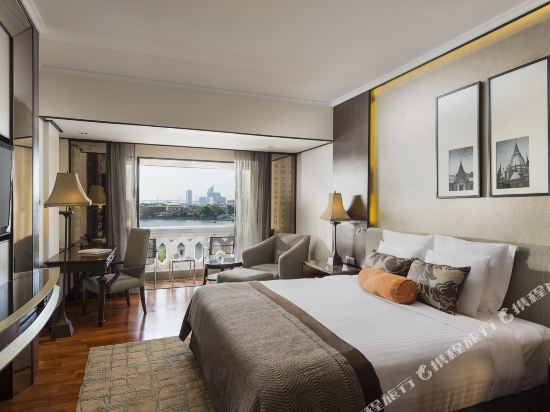 曼谷河畔安納塔拉度假酒店(Anantara Riverside Bangkok Resort)豪華河畔房