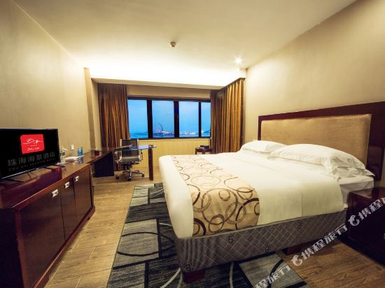 珠海海景酒店(Zhuhai Sea-view Hotel)海景大床房