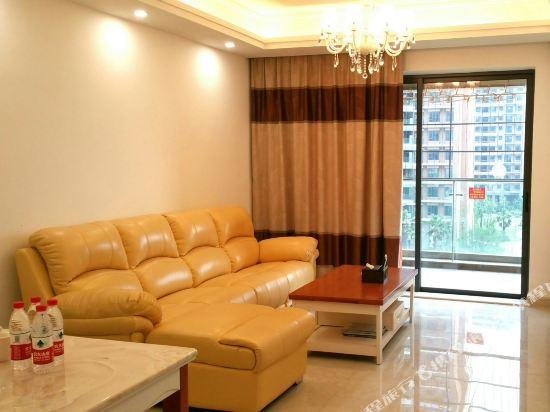 Q加·泰萊半島國際公寓(珠海橫琴海洋王國店)(Tailai Peninsula International Apartment (Zhuhai Hengqin Changlong Ocean Kingdom))地中海風情二房二廳套房