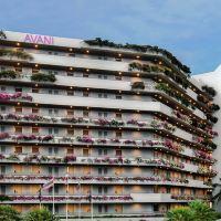 芭堤雅阿瓦尼度假酒店酒店預訂
