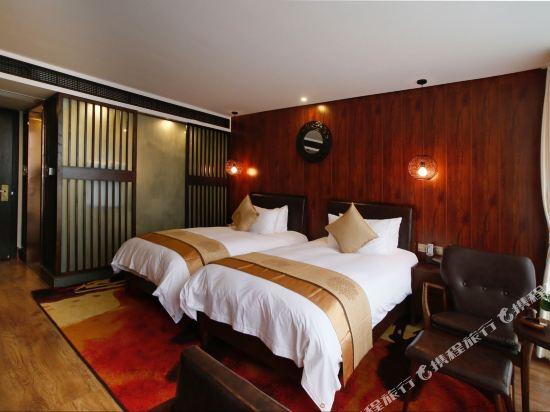 天目湖御湖半島温泉酒店(The Peninsula of Royal Lake Hotels)雅緻標間