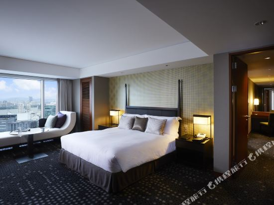 首爾世貿中心洲際酒店(InterContinental Seoul COEX)俱樂部大使套房