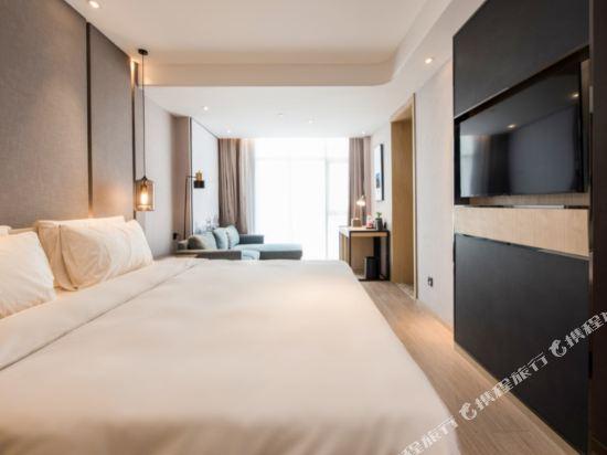 北京東直門亞朵S酒店(Atour S Hotel (Beijing Dongzhimen))幾木大床房