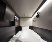 東京銀座豌豆莢膠囊旅館