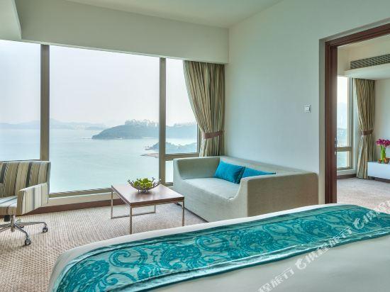 香港愉景灣酒店(Auberge Discovery Bay Hong Kong)海景一套房