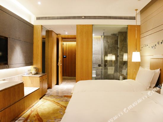 上海浦東主題樂園萬信酒店(Wassim Hotel (Shanghai Pudong Theme Park))豪華家庭房