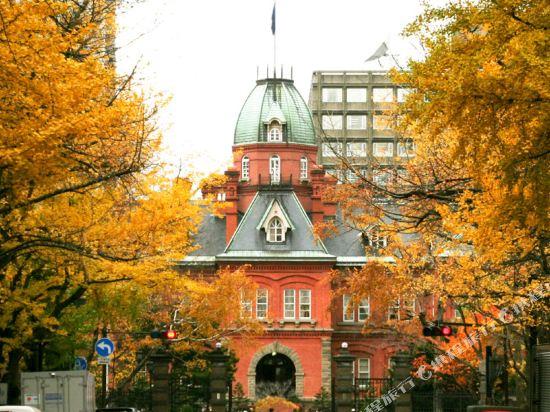 札幌站前Nest酒店(Nest Hotel Sapporo Ekimae)周邊圖片