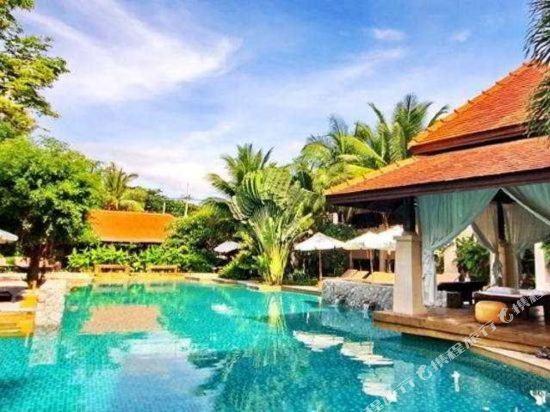 華欣世外桃源酒店(Escape Hua Hin Hotel)室外游泳池