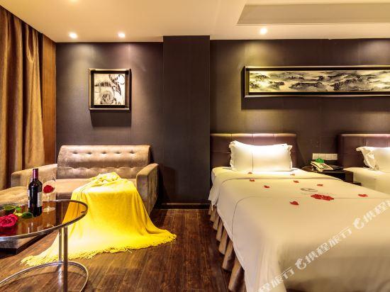 迎商·雅蘭酒店(廣州北京路店)(YING SHANG YALAN HOTEL)商務房