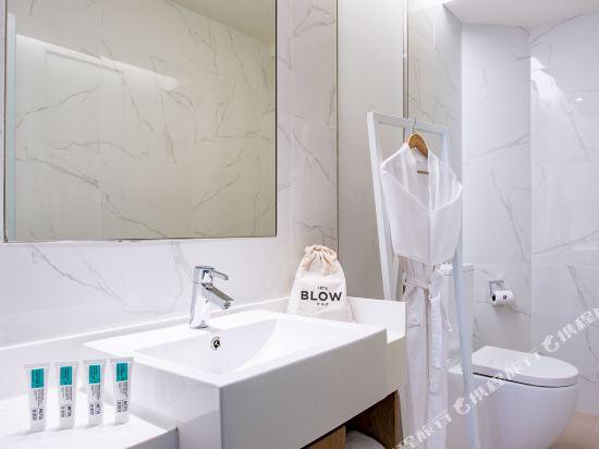 新加坡G酒店(Hotel G Singapore)精彩特大床客房