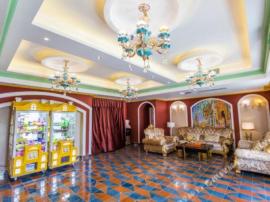 鮮住精品主題酒店(廣州野生動物園店)(原大石地鐵站店)(Xianzhu Boutique Theme Hotel (Guangzhou Wildlife Zoo))大堂吧