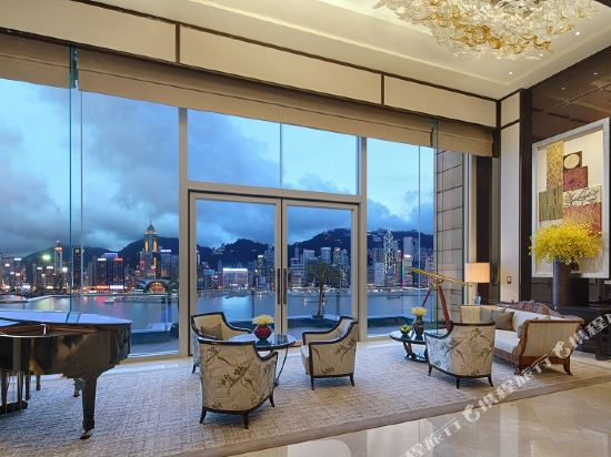 香港半島酒店(The Peninsula Hong Kong)半島套間