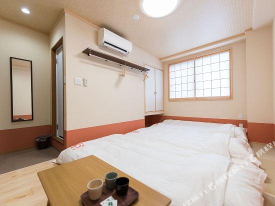 花築·京都櫻花乃宿酒店(京都站店)(Floral Sakura Hotel Kyoto(Kyoto Station))日式房